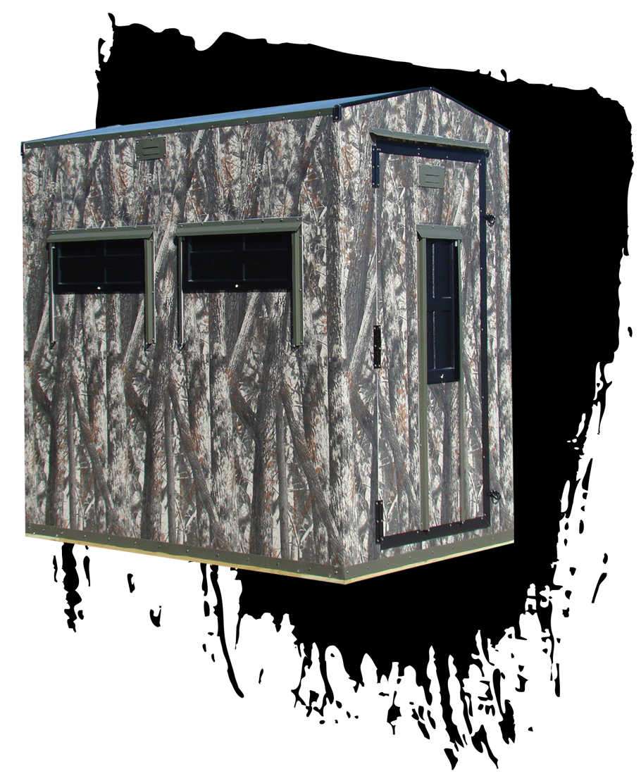 Glauber's Sports Carrollton, KY Hunting Blinds